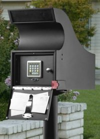 Secure Mail Box