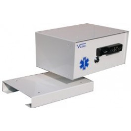 V-line 6912-SE Narcotics Security Box with Audit Trail Capabilities