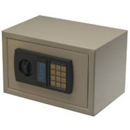 Fireking Gary HS1207 Personal Safe w/ Digital Lock, Override Key