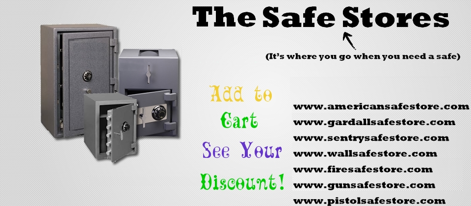 The Safe Stores Splash Image