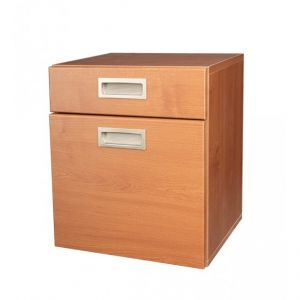 Gardall Two Drawer Wooden Storage/Jewelry Cabinet fits FB2 and Other